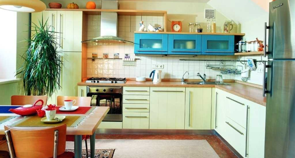 modular kitchen and wardrobe designs
